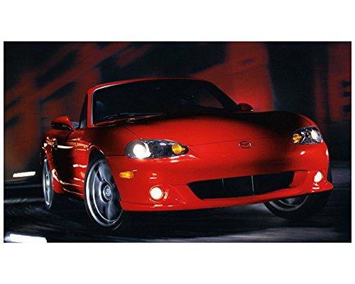 2004 Mazda MazdaSpeed MX5 Miata Turbo Factory Photo