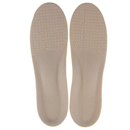 Arco plantare, inserto per scarpa ogni Solette in Memory Foam, per assorbire gli urti