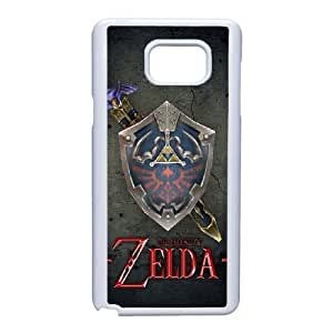 Samsung Galaxy Note 5 Cell Phone Case The Legend of Zelda KF2573397