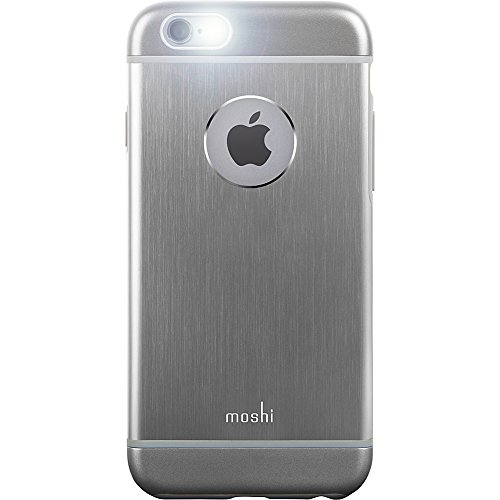Moshi 99MO079021 iGlaze Armour in grau für Apple iPhone 6