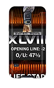 David R. Spalding's Shop seattleeahawksenverroncos NFL Sports & Colleges newest Samsung Galaxy S5 cases 4794743K567189713