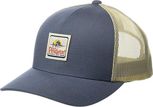Pendleton Men's Surf Trucker Hat Grey Blue One Size