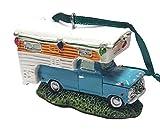 Truck Camper RV Ornament