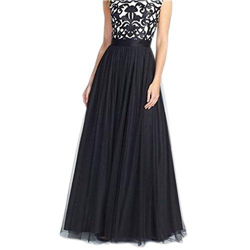 Ivan Johns Floor Length Tulle Party Long Skirt for Women 4 US - Chicago Macy S