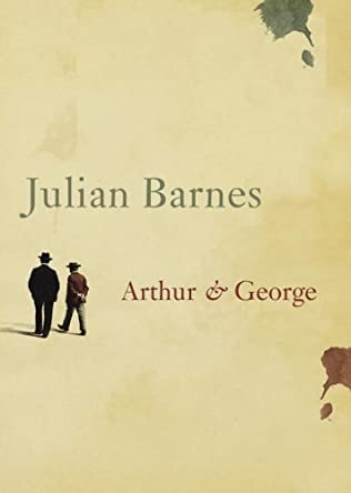 book cover of Arthur and George