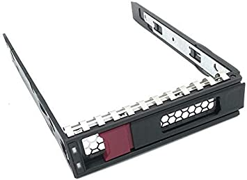 "2.5/"" HP DL325 Gen10 DL560 Gen10 Hard Drive Caddy SSD Tray with chip LED"