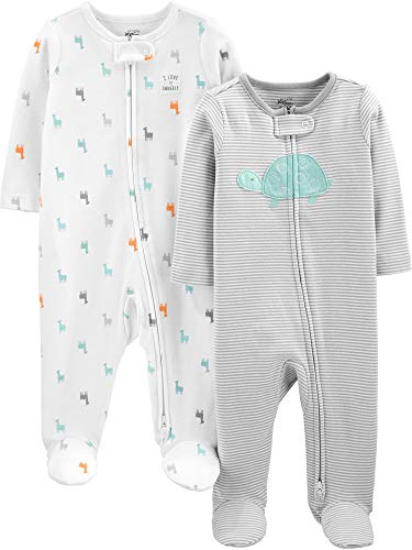 Simple Joys by Carter's Baby Neutral 2-Pack Cotton