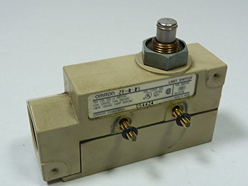 OMRON ZE-Q-2S General Purpose Enclose Switch, High Breaki...