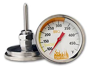 Taylor Weekend Warrior Grill /Smoker Thermometer-Discontinued By Manufacturer