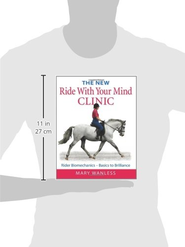 The New Ride with Your Mind Clinic: Rider Biomechanics–Basics to Brillance