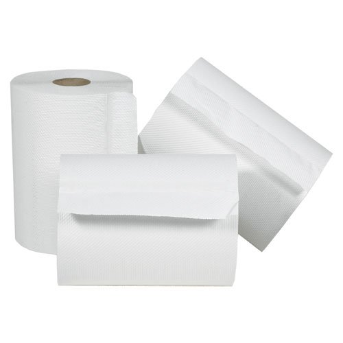Advantage White Bulk Hardwound Roll Towel  (TTWRT) Category: Hardwound Paper Towels by Box
