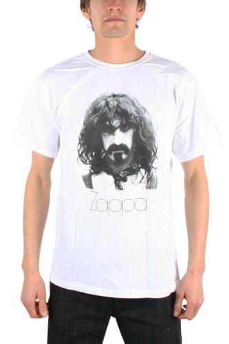 (Frank Zappa - Portrait T-Shirt - Large)