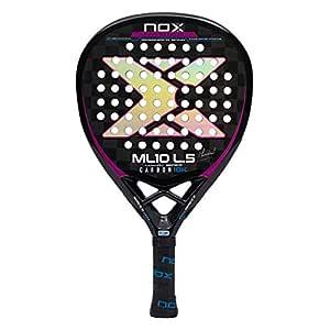 NOX Pala de pádel ML10 Luxury L.5 Carbon 18K by Miguel Lamperti