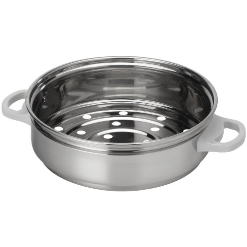 stainless steamer tray - 2