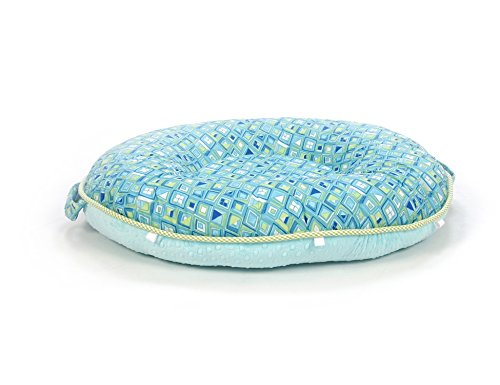 Pello Luxe Floor Pillows : GPL/ Pello Multi-use Luxe Baby-Toddler Floor Pillow/Play Mat/Lounger, Chloe/Pink/ship from USA ...