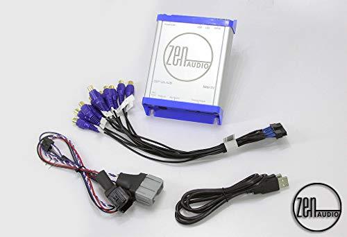 ZEN-A2B / DSP12A-A2B - Audio Interface - NAV-TV