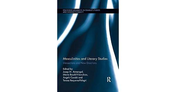 Amazon.com: Masculinities and Literary Studies ...