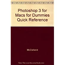 Photoshop 3 for Macs for Dummies: Quick Reference