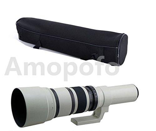 amopofo、500 mm f6.3 – 32望遠レンズfor Samsung Galaxy NX nx1 nx3000 nx2000 nx500 nx300 nx210   B071X4J4GR