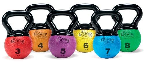 8 lb kettle ball - 9