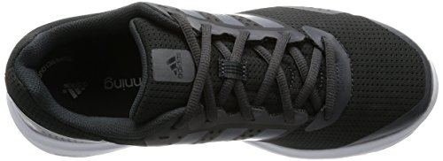 7 Mens adidas Grey Trainers Black Running Duramo Shoes awE85