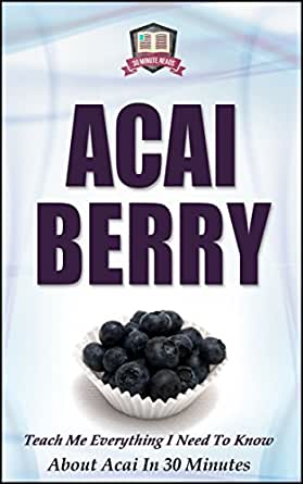acai berry detox supliment suplimentar