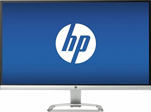 HP 27-inch Full HD 1920x1080 Widescreen IPS LED Monitor, 7ms