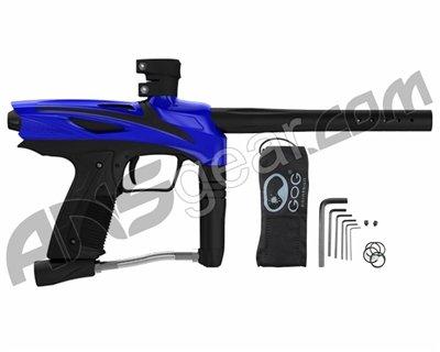 GOG eNMEy Paintball Marker - Razor Blue