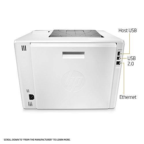 HP Laserjet Pro M452dn Color Printer, (CF389A) by HP (Image #6)