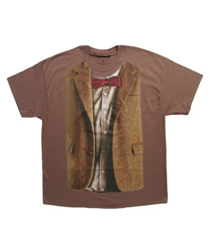 Doctor 11th Dr Costume Who (Doctor Who 11th Doctor Costume T-shirt)