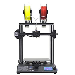 GEEETECH A20M 3D Printer with Mix-Color Printing, Build Volume: 255255255 mm³, Quick Assembly DIY kit. from GEEETECH