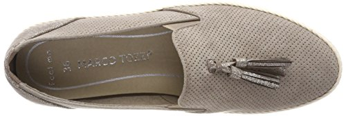 Marco Tozzi Women's 24232 Loafers Beige (Taupe 341) JsZ0SbbA