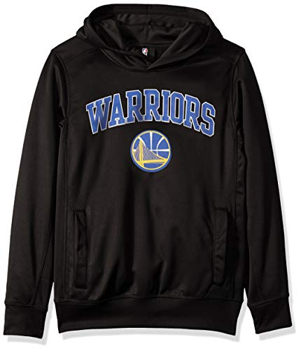 NBA by Outerstuff NBA Youth Boys Golden State Warriors Loose Ball  Performance Hoodie a3c57e2f3