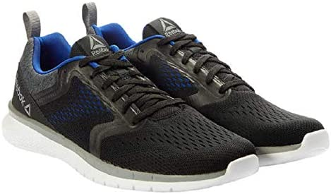 Reebok Men s PT Prime Runner Shoe 3.0 11, Black Navy