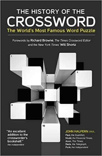 The History Of The Crossword The Worlds Most Famous Word Puzzle