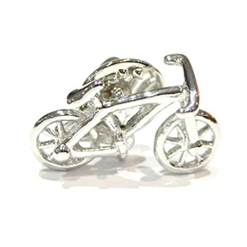 Bike Pin (Mountain Bike Lapel Pin Badge)