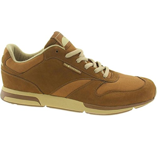 The Hundreds Mens Scully Brown Nubuck / Mesh