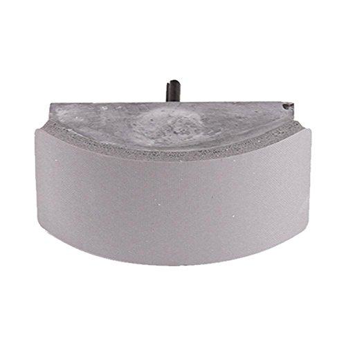 Cap Platens For Siser Digital Cap Heat Press - Slugger 4'' X 6 1/2 by Siser