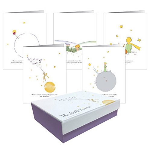 The Little Prince Notecards: 20 Notecards and Envelopes ()