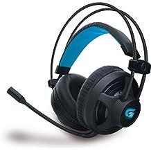 Headset Gamer Pro H2 Preto, Fortrek, Microfones e Fones de Ouvido