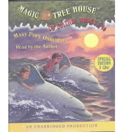 Read Online Magic Tree House Collection, Books 9-16 pdf