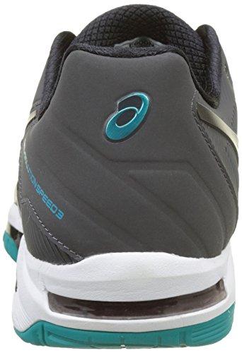 Grigio 3 Scarpe black dark Speed Tennis solution Asics Uomo Grey lapis Da Gel 8xBwH