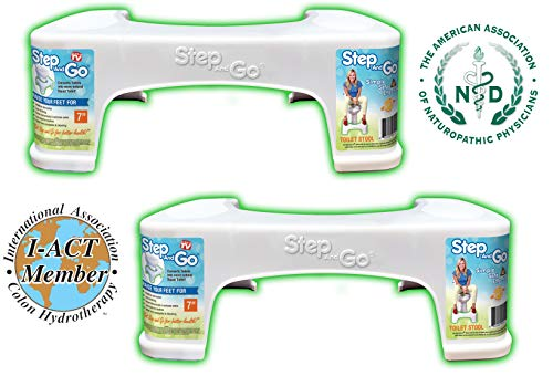 Step and Go 2 Pack 7