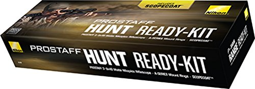 - Nikon 16386 Prostaff Hunt Ready Kit