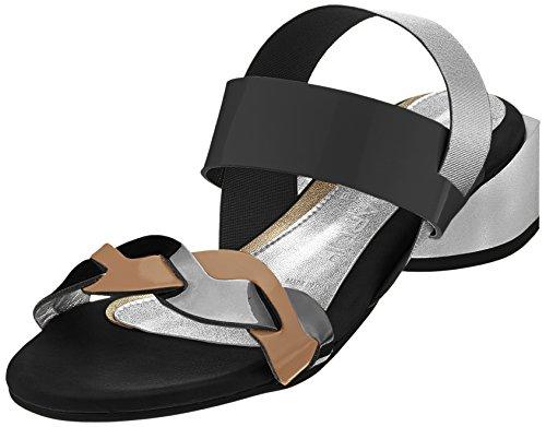Womens Back Utopia Lam Rapisardi Schwarz Ecopatent 18 Schwarz Ecopat Sandals Sling NR Ecopatent Tw5qxIZf5