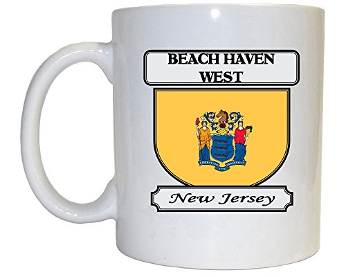 Beach Haven West, New Jersey (NJ) City Mug