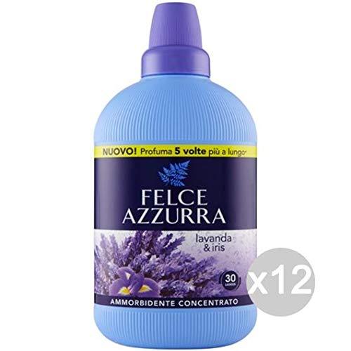 Felce Juego de 12 Azul Suavizante Mini Lavanda 30 EL Proceso.New ...