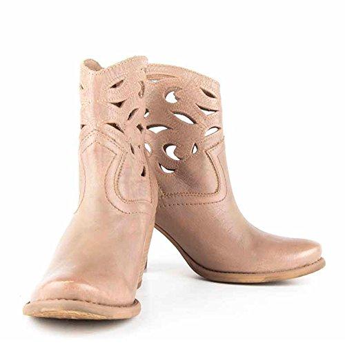 FelminiPink 8277 - Botas de cowboy Mujer