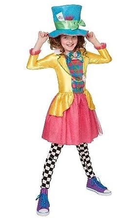 Rubie s - Disfraz de personaje Sombrerero Loco 189d151a8d9f