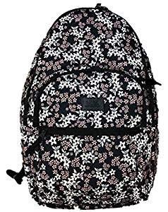 Vans Summie Black Floral Backpack